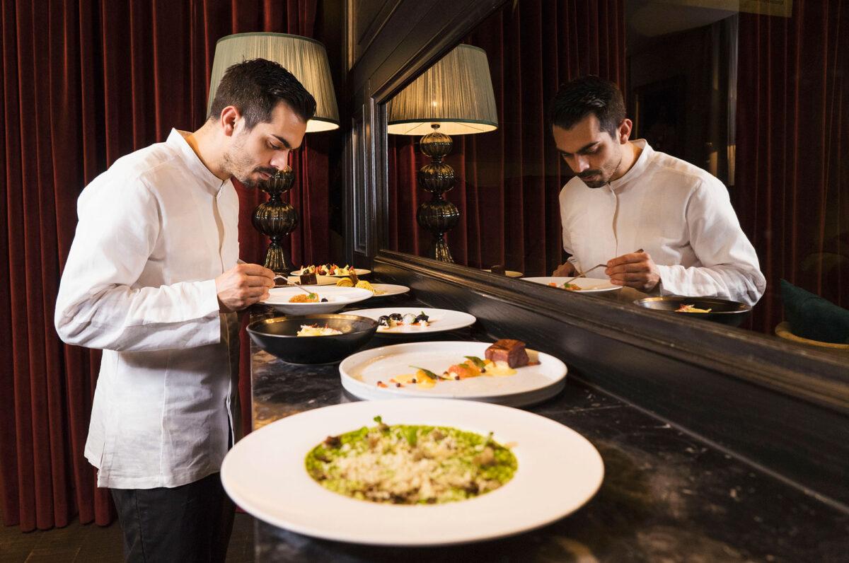 Adriano Magnoli Chef Verve